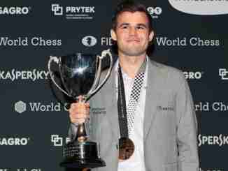 $8 million net worth bearing Magnus Carlsen is dating girlfriend Synne Christin Larsen