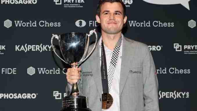 $8 million net worth bearing Magnus Carlsen is dating girlfriend Synne Christin Larsen