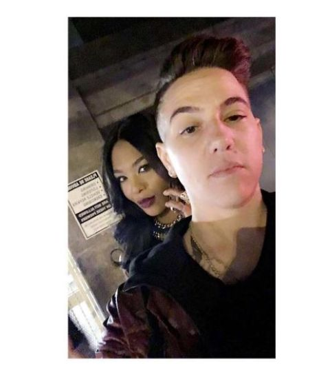 Moniece Slaughter boyfriend