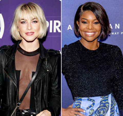 Julianne Hough and Gabrielle Union set to start as judges in AGT