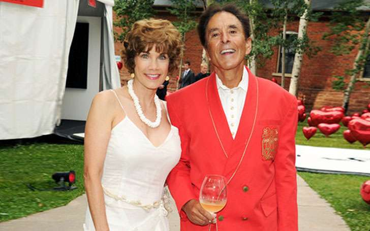 George Gradow married girlfriend turned wife Barbie Benton and has children with her