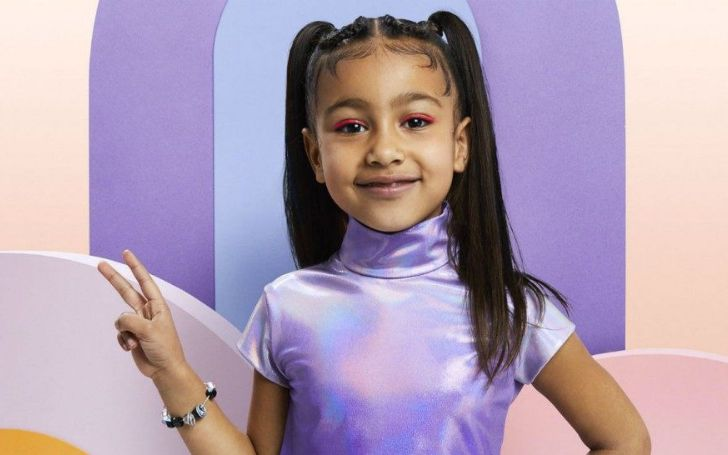 Kim K's Daughter North West, 5, Lands Her First Ever Solo Magazine Cover