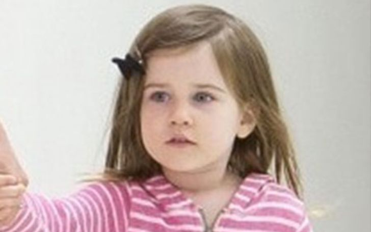 Shaelyn Cado Killam is the daughter of the famed American actors, Cobie Smulders and Taran Killam