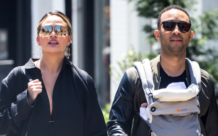 Chrissy Teigen and Husband John Legend Aren't At The 2019 Grammys, Here's Why