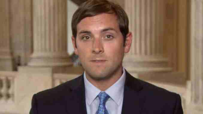 Luke Russert has a net worth of around $9 million