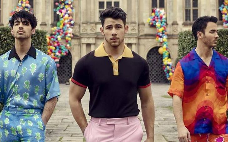 "All the More Fun in Jonas Brothers' Reunion With New Song ""Sucker"""