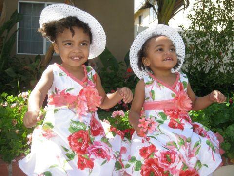 Deon Richmond Daughters.
