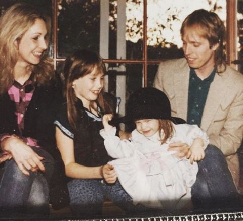 JAne Benyo with her family