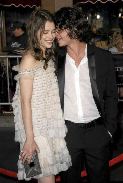 Astrid Berges Frisbey relationship