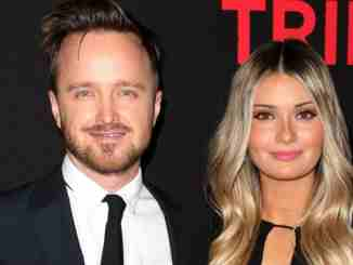 Lauren Parsekian and her husband Aaron Paul tied the knot in 2013 and they have a daughter now.