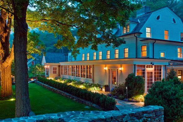 Glenn Close's house in Bedford,NY