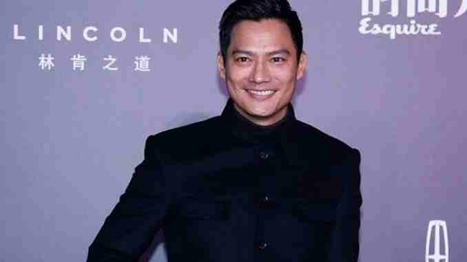 Archie Kao and his wife Zhou Xun married in 2014