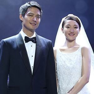 Archie Kao and Zhou Xun