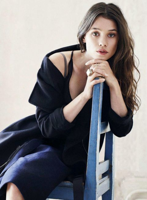 Astrid Berges Frisbey Net Worth