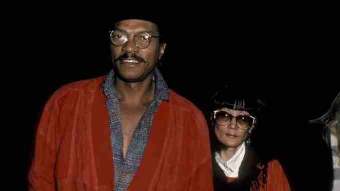 Teruko Nakagami is married to husband Billy Dee Williams and they are the parents of a daughter Hanako Williams