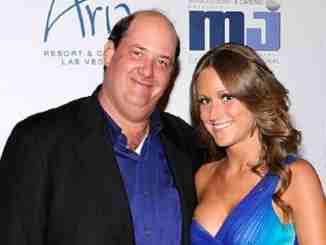 Celeste Ackelson is married to her boyfriend turned husband Brian Baumgartner