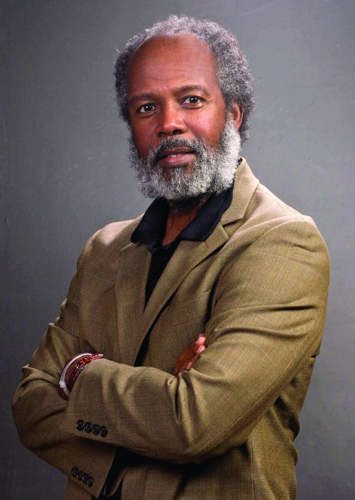 Clarence Gilyard with beard