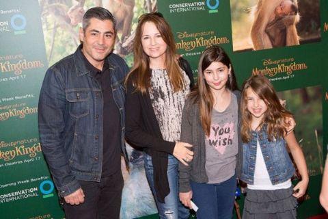 Danny Nucci Family