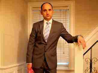 David Visentin married his longtime girlfriend turned wife Krista Visentin in 2006 and they became parents of a son in 2011. He has a net worth of $6 million.
