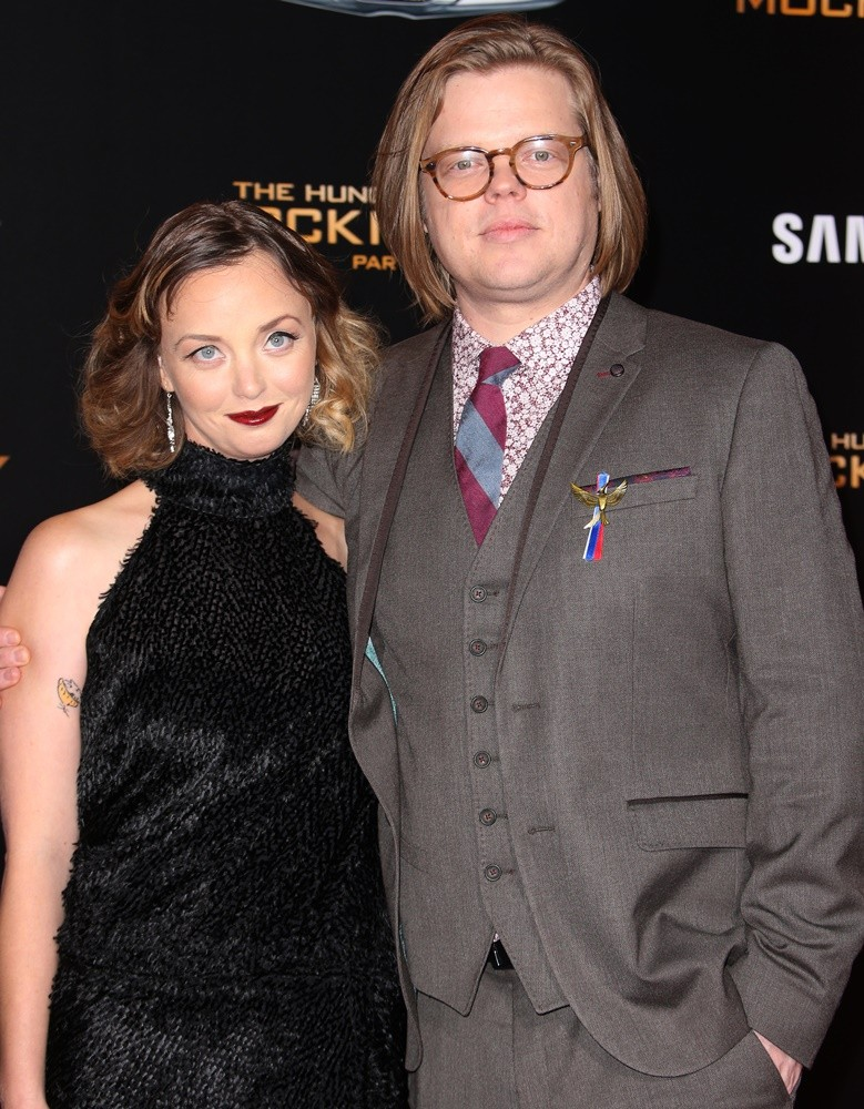 Elden Henson and his ex-spouse Kira Sternbach