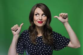 Ellie Taylor posing for a picture