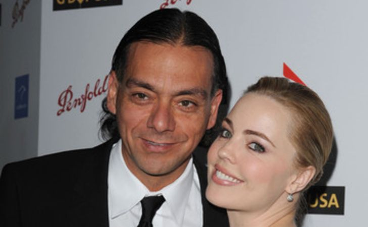 Claudio Dabed was formerly married to Melissa George but his is not dating anyone at present
