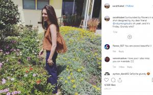 Sarah Habel has a net worth of $500 thousand