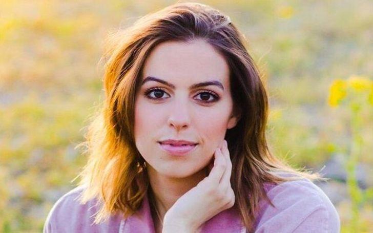 Katherine Ann Cimorelli is currently dating her lover Max Straneva