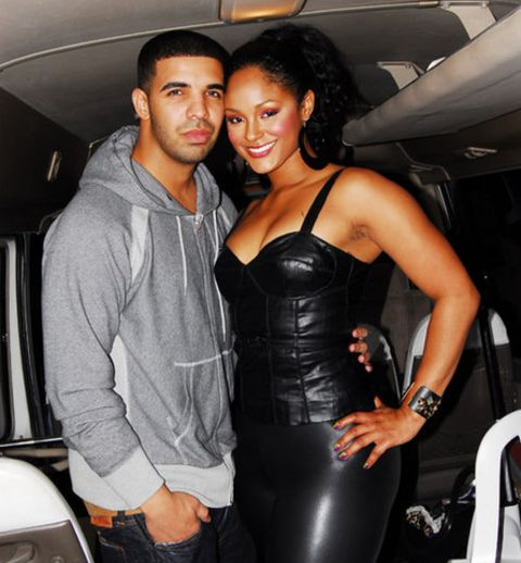 Maliah Michel previously dated Drake