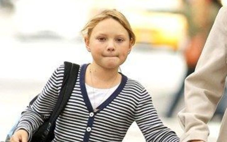Mia Honey Threapleton the daughter of Kate Winslet and Jim Threapleton and she has two half siblings.