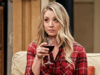 The Big Bang Theory Star Kaley Cuoco reveals her surprise for the show's fans while talking to AOL
