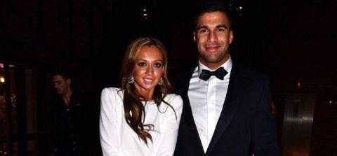 Ramtin Abdo and his wife Kate Abdo
