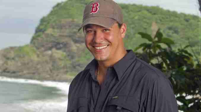 Rob Mariano married his fellow Survivor contestant Amber Brkich and they have four children.