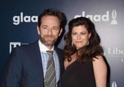 Luke Perry and Wendy were planning to get married this summer.