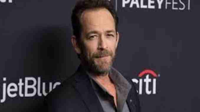 Luke Perry buried at the burial ground in tenessense