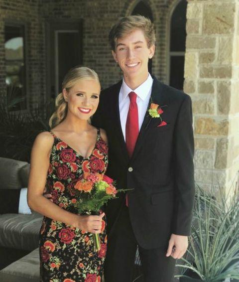 Sidney Fullmer with her Boyfriend Jack Heikkila