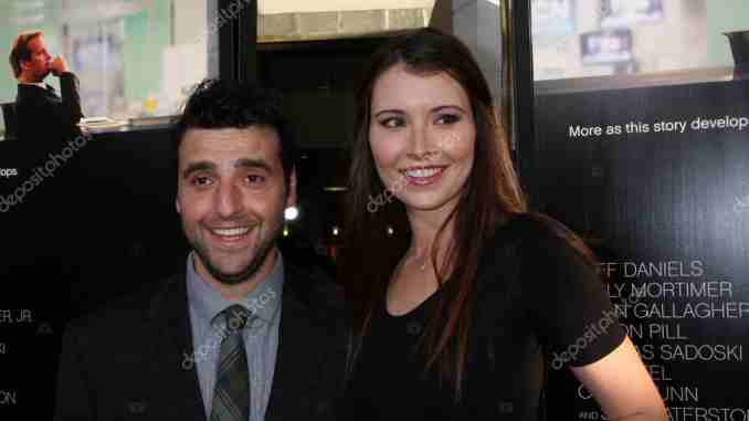 Vanessa Britting tied the knot with David Krumholtz in 2010 and they are parents of a daughter and a son.