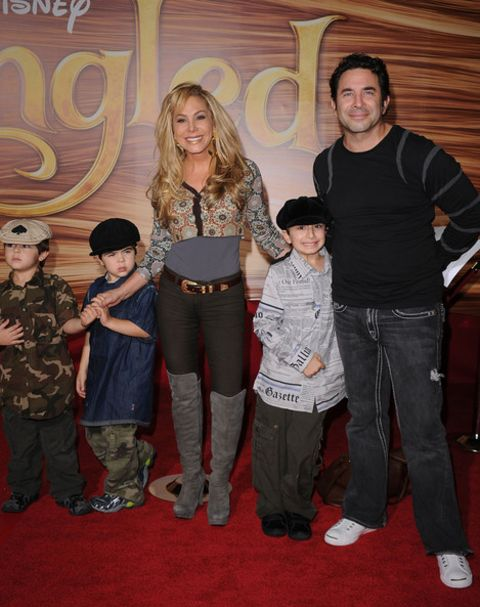 Adrienne Maloof Children Husband