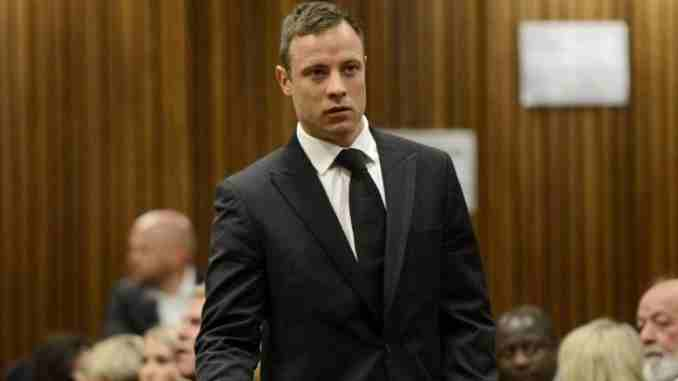 Oscar Pistorius shot his girlfriend Reeva Steenkamp