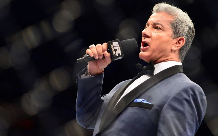Bruce Buffer Net Worth, Earnings, Salary, Relationship, Affairs, Dating, Age, Height, Parents, Siblings, Wiki-Bio