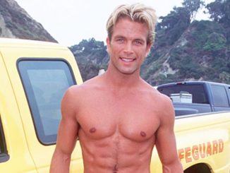 David Chokachi is married to his wife Susan Brubaker.