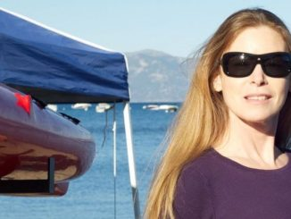 Alonna Shaw resides a happy life with her spouse in California