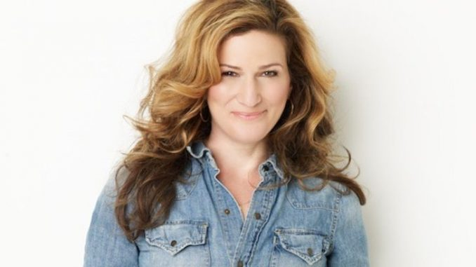 Ana Gasteyer has been in married relationship since 1996 and she shares a son and a daughter with her husband.