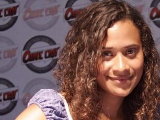 Angel Coulby is rumored to be dating actor Bradley James.