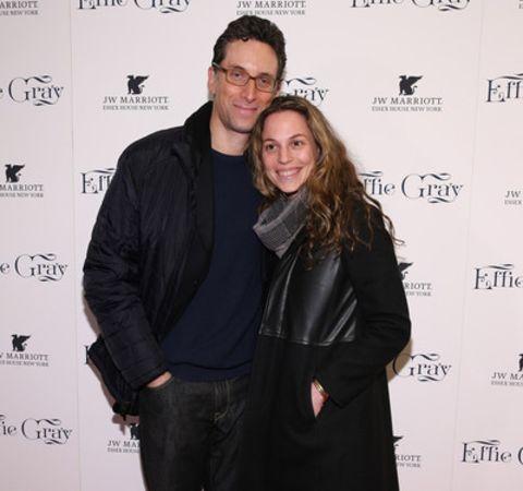 Ben Shenkman and Lauren Greilsheimer Bio Wiki