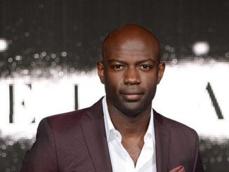 David Gyasi and his wife Elena Gyasi are parents of a daughter and a son.