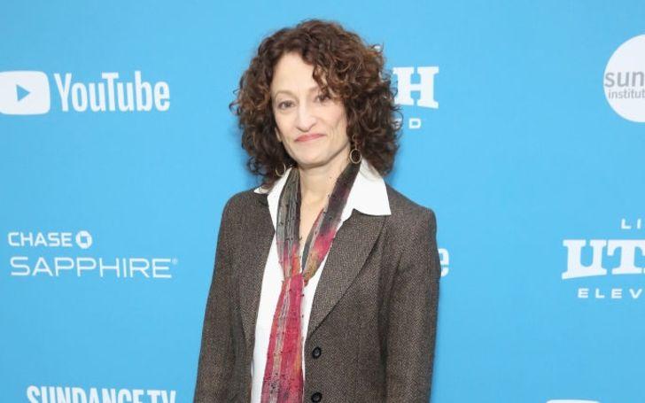 Ellen Sandweiss's, Married, Husband, Children, Net Worth, Earnings, Age, Height, Wiki-Bio