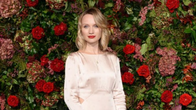Emily Berrington has an estimated net worth of $300 thousand