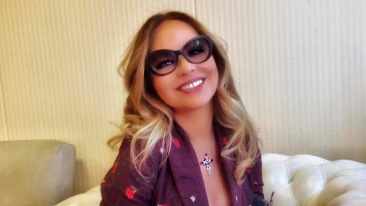 Naike Rivelli is probably dating a guy after her divorce with her husband Manou Lubowski in 2008.