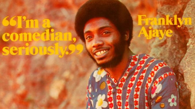 Franklyn Ajaye has a net wortn of $500 thousand